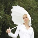 DiCesare Designs Parashell Classico Parasol