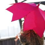 The Sakura Parasol by DiCesare Designs