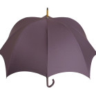 Grande Men's Pumpkin umbrella Dark Purple