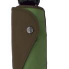 Green & Brown Pumpkin Umbrella Super Mini