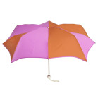 Pink & Orange Pumpkin Umbrella SuperMini