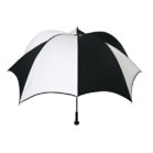 DiCesare Pumpkinbrella Black & White Umbrella