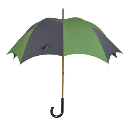 DiCesare Men's Umbrella Grande Green & Grey