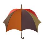 Rhythm Pumpkin Umbrella Penta Dusk