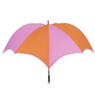 DiCesare Pumpkinbrella Pink & Orange Umbrella