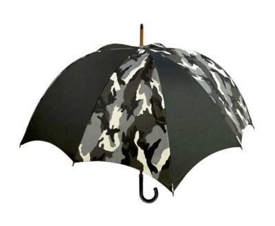 Grande Men's Pumpkin Umbrella Urban Camo Downtown